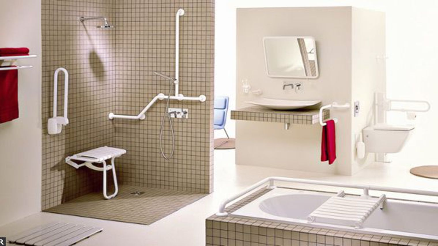 Comment aménager un sanitaire spécial handicapé ?